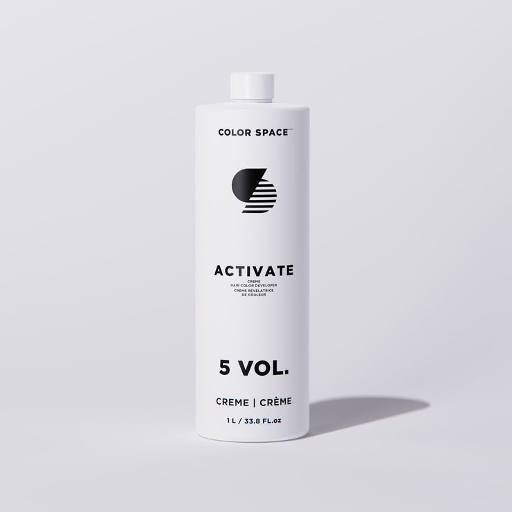 ACTIVATE CREME DEVELOPER 5 VOL.