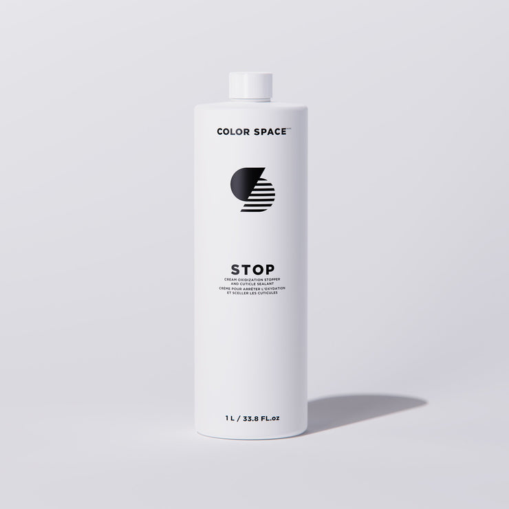 STOP CREAM OXIDIZATION STOPPER AND CUTICLE SEALANT