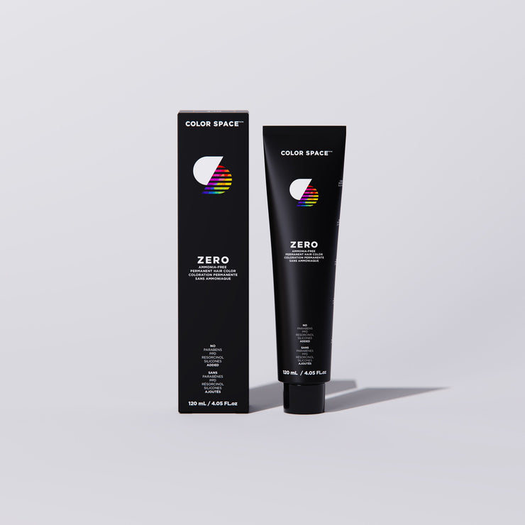 ZERO PUSH AMMONIA-FREE HAIR COLOR TONE