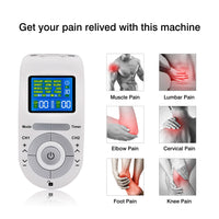 EMS Electronic pulse massager