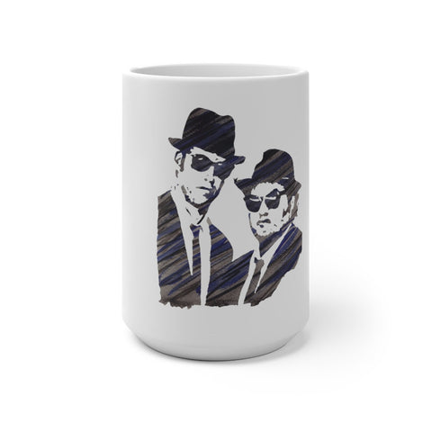 RJL SwagZ Color Changing Mug With Your Choice of RJLD Artwork!! TWO SIZES!! Terrific Gift Idea!