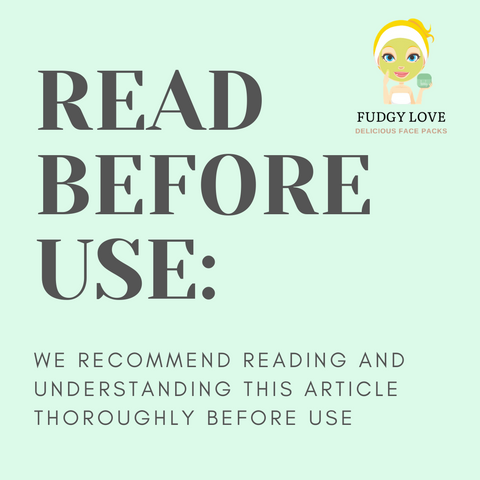 Read Before Use