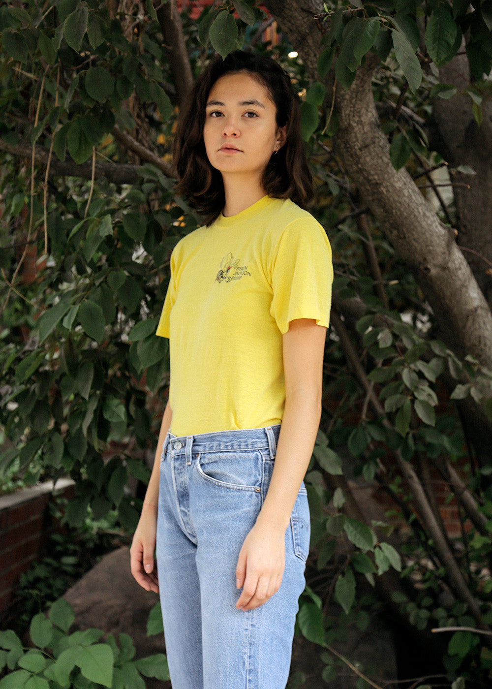 Denim Refinery Vintage Soft Tee 05 — Shop sustainable fashion and slow fashion at New Classics Studios