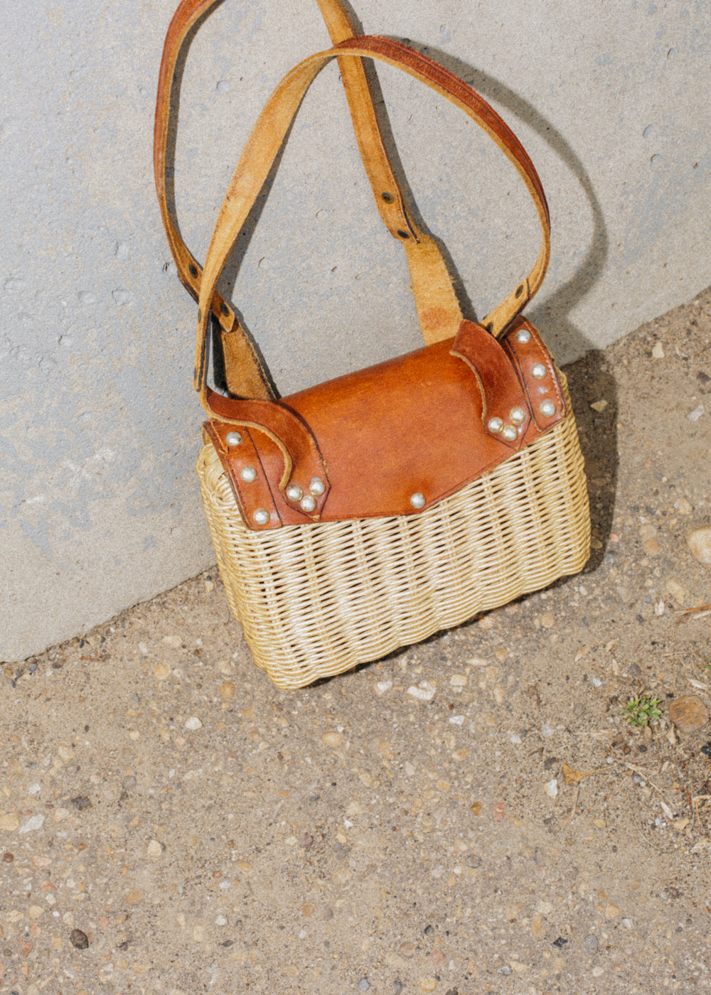 Pre by New Classics Vintage Basket Bag — Shop sustainable fashion and slow fashion at New Classics Studios