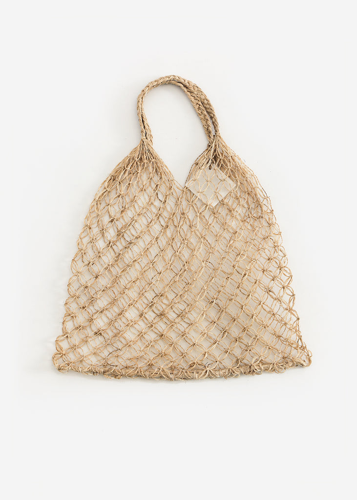 Abacá Mini Eco Tote — Shop sustainable fashion and slow fashion at New Classics Studios