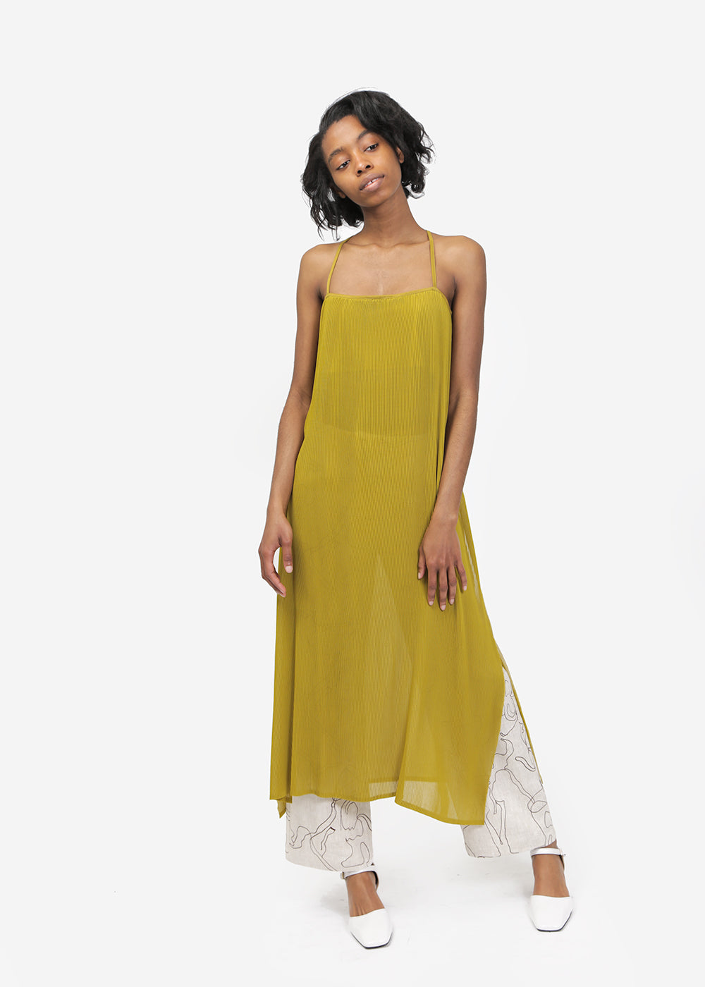 Ajaie Alaie See Through Me Dress — Shop sustainable fashion and slow fashion at New Classics Studios