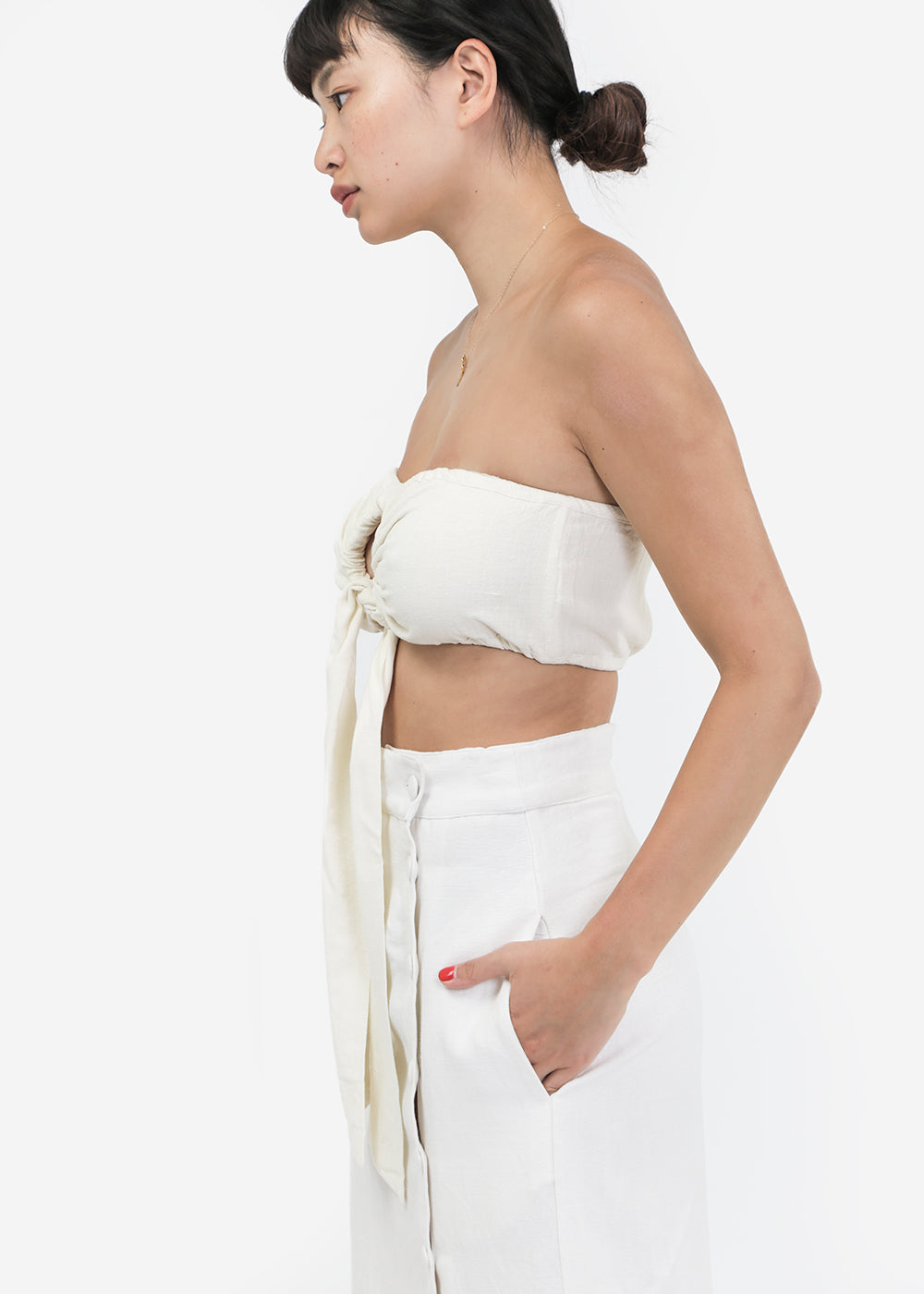 Ajaie Alaie Seemingly Bandeau — Shop sustainable fashion and slow fashion at New Classics Studios