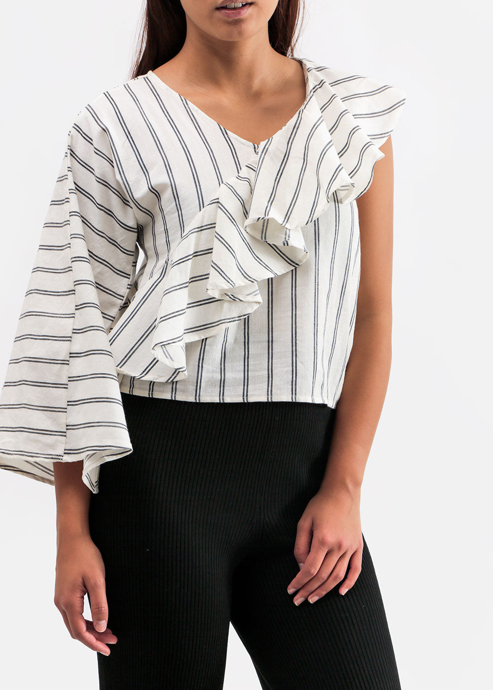 Ajaie Alaie Flamenca Top — Shop sustainable fashion and slow fashion at New Classics Studios