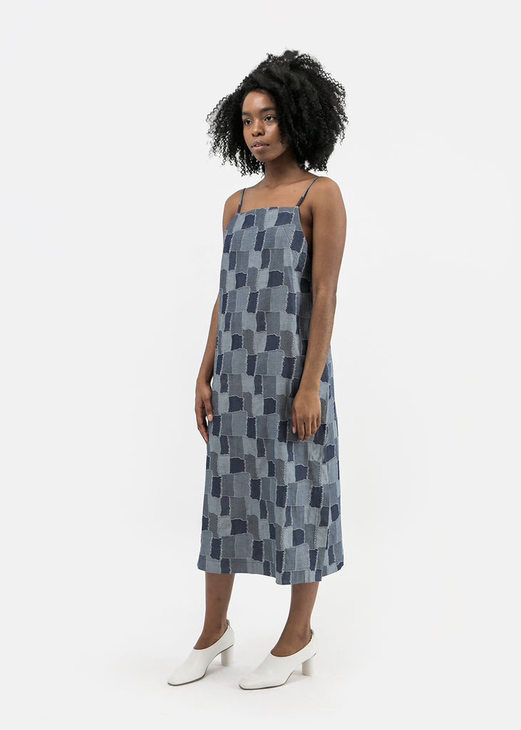 Vale Denim Castaway Dress — New Classics Studios