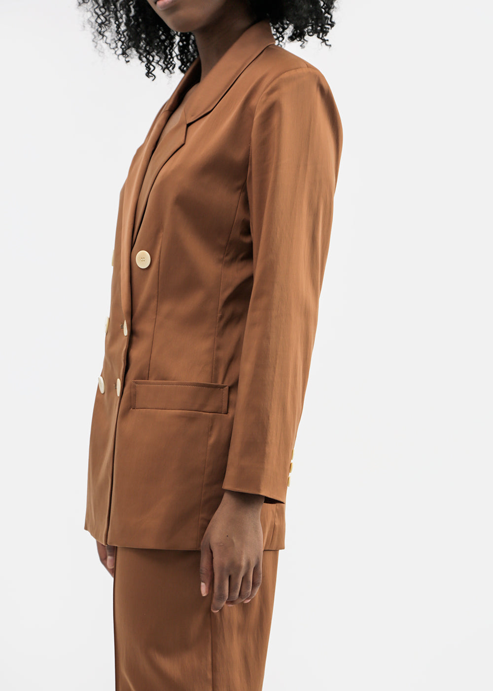 Arcana NYC Horologist Blazer — Shop sustainable fashion and slow fashion at New Classics Studios