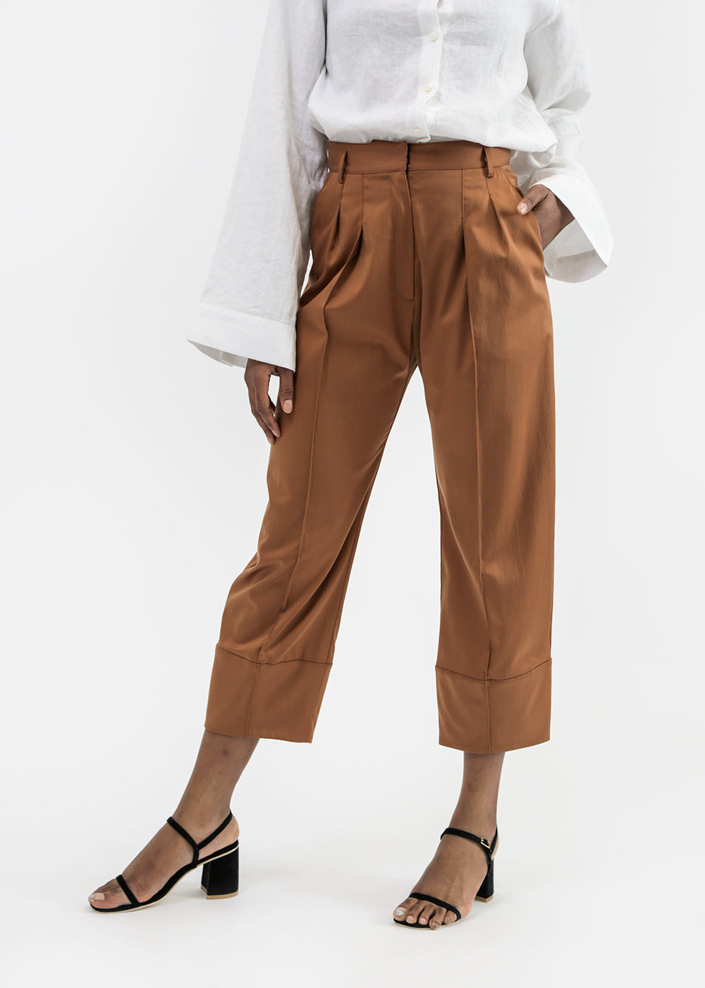 Arcana NYC Bone Clocks Trouser — Shop sustainable fashion and slow fashion at New Classics Studios