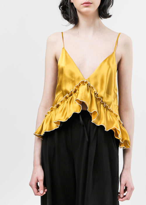Turmeric Lilith Convertible Slip Dress