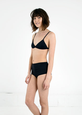 Black Mississippi Swimtop