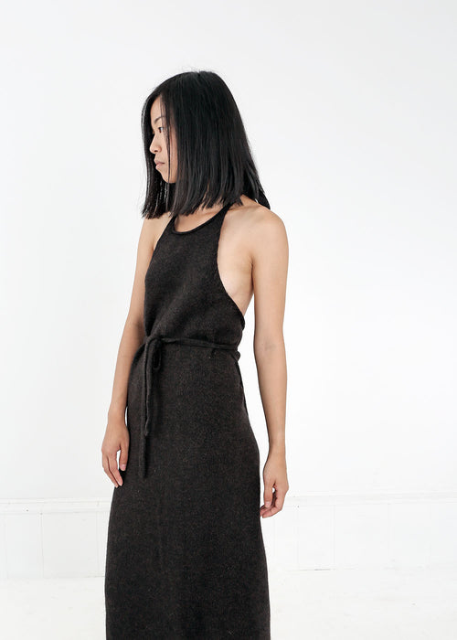 Baserange Knit Apron Dress — New Classics Studios
