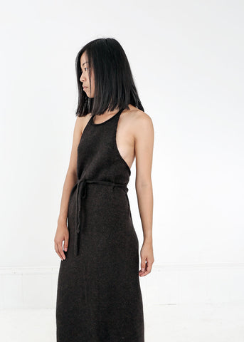 Knit Apron Dress