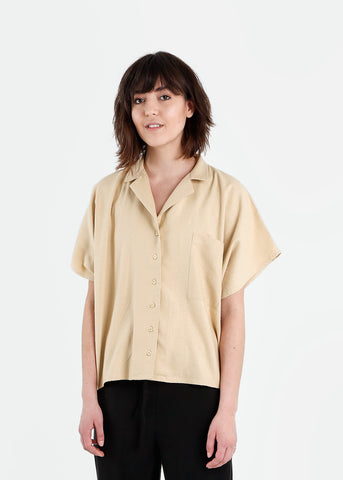 Sevinc Sleeveless Shirt