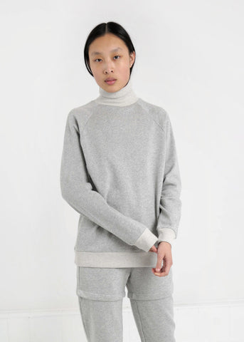 Doha Turtleneck Sweatshirt