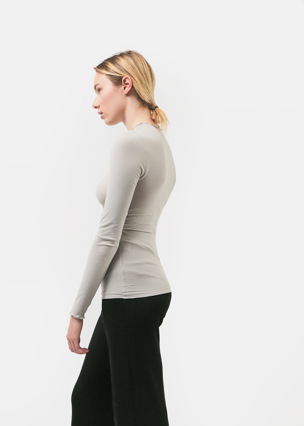 Baserange Lege Long Sleeve Top — New Classics Studios
