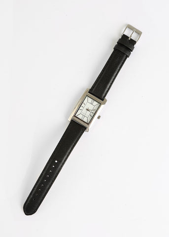 Black and Silver Classic Watch