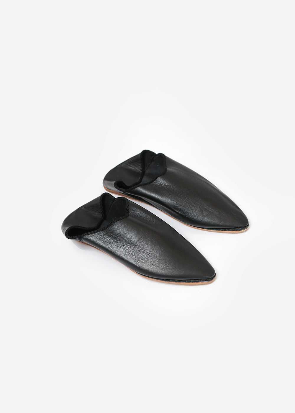 Bronze Age Black Massa Leather Glove Shoe — New Classics Studios