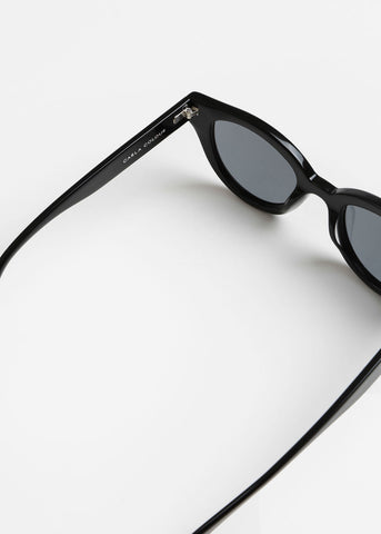 Barton Sunglasses in Midnight+Haze