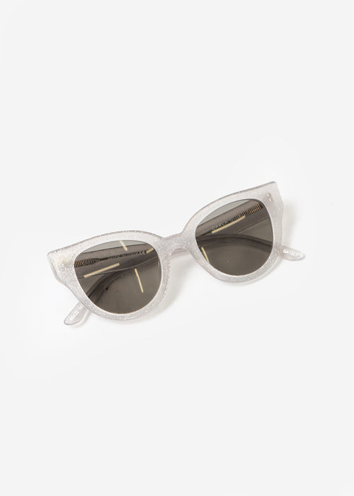 Carla Colour Barton Sunglasses in Diamond + Mist — New Classics Studios