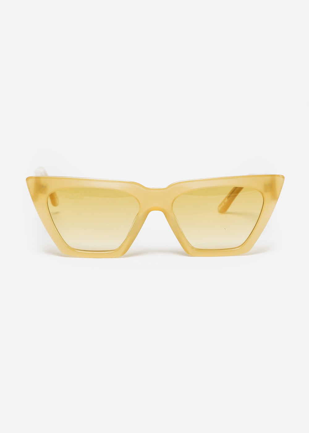 Carla Colour Modan Sunglasses in Galliano + Sunrise — New Classics Studios