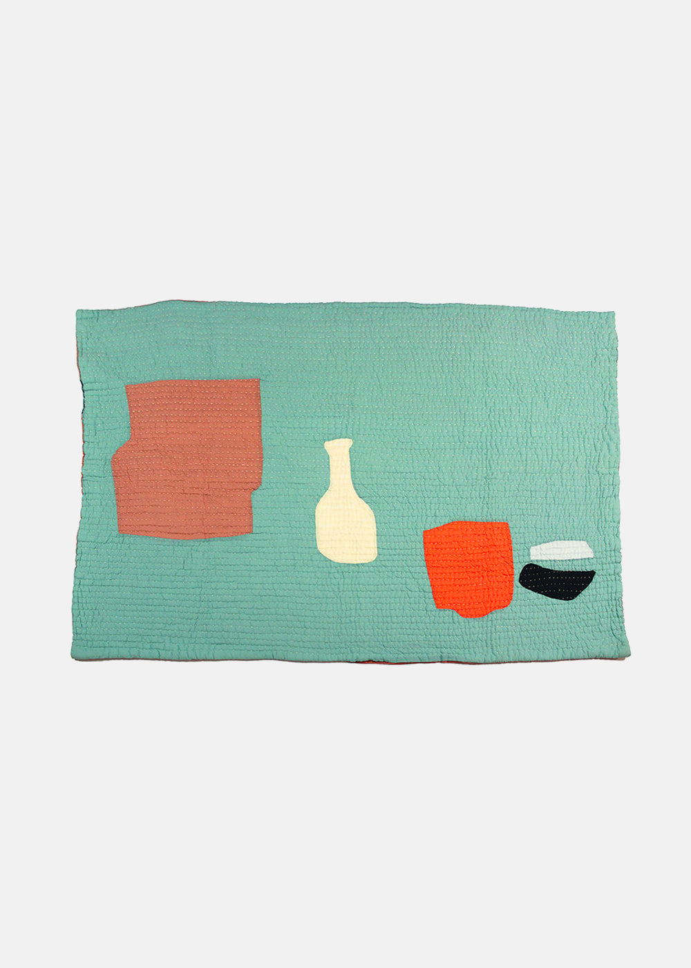 Cold Picnic Objects from Home Quilt — New Classics Studios