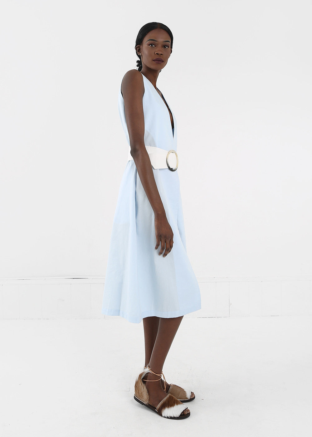 Delfina Balda Rio Dress — Shop sustainable fashion and slow fashion at New Classics Studios