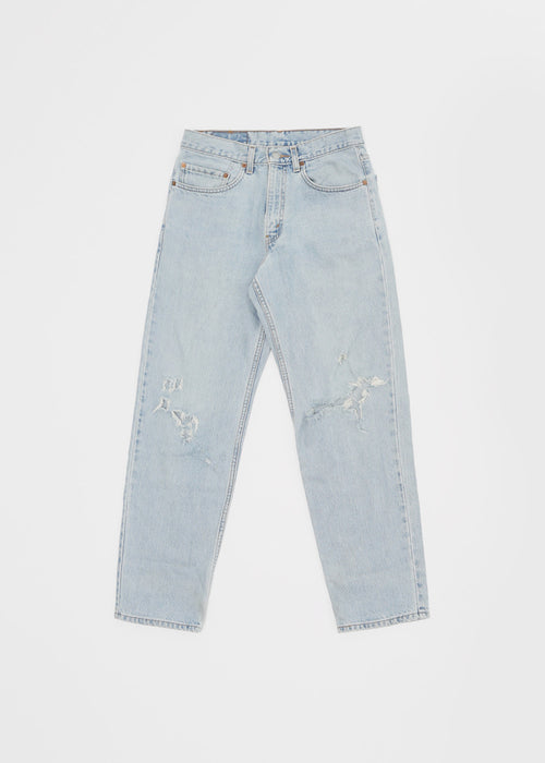 Vintage Light Wash Levi's 550