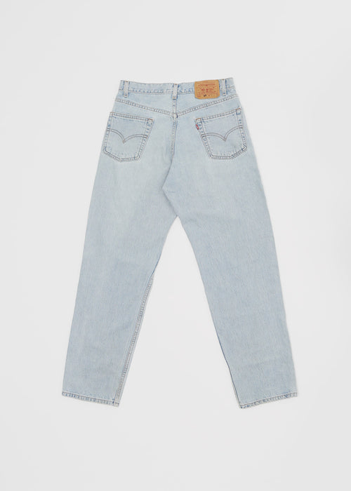 Denim Refinery Vintage Light Wash Levi's 550 — New Classics Studios