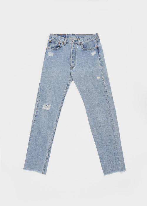 Denim Refinery Vintage Light Wash Levi's 517 — New Classics Studios
