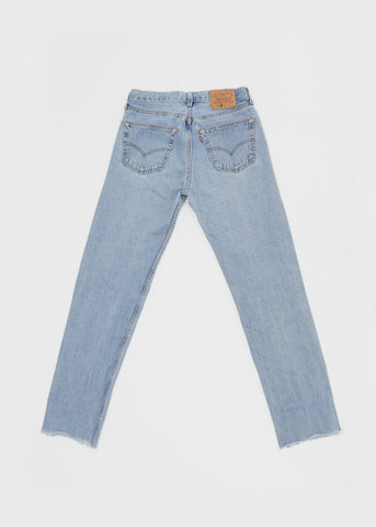 Vintage Light Wash Levi's 517