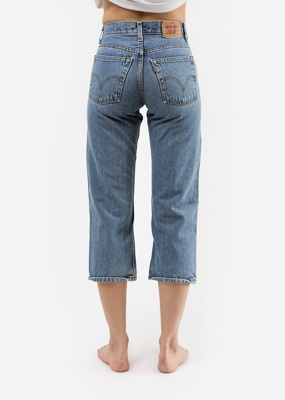 Denim Refinery Vintage Levi's 569 — Shop sustainable fashion and slow fashion at New Classics Studios