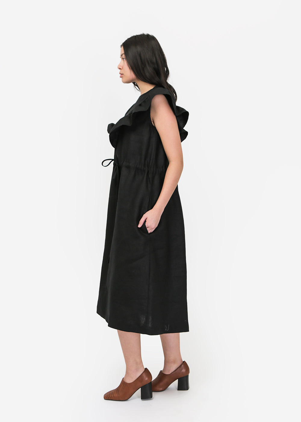 Eliza Faulkner Prairie Dress — Shop sustainable fashion and slow fashion at New Classics Studios