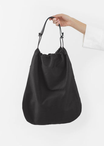 Black Grocery Bag