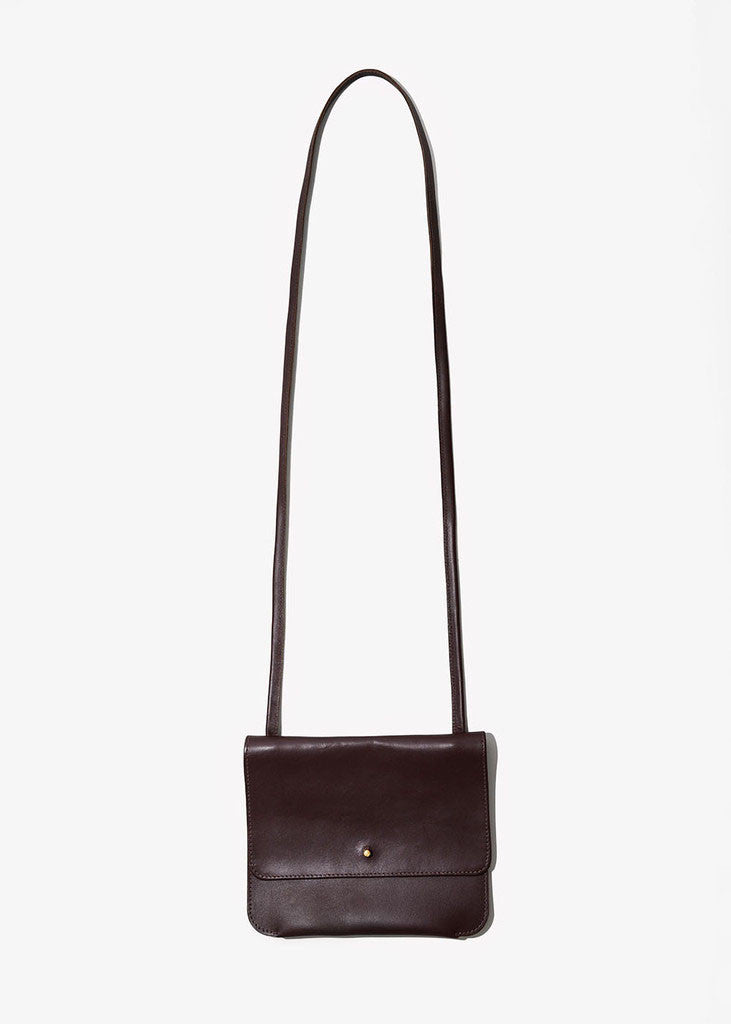 Erin Templeton Sunday Best Bag in Chocolate — New Classics Studios