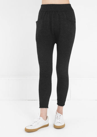 Lightweight Knit Trousers