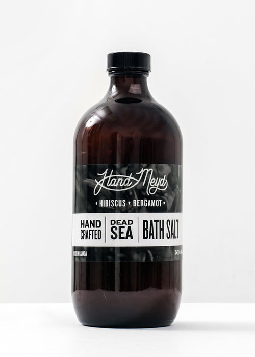 Hand-Meyd Dead Sea Bath Salt — New Classics Studios