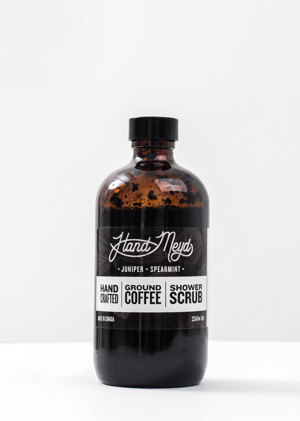 Hand-Meyd Ground Coffee Shower Scrub - New Classics Studios  - 1