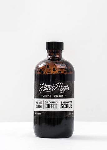 Ground Coffee Shower Scrub