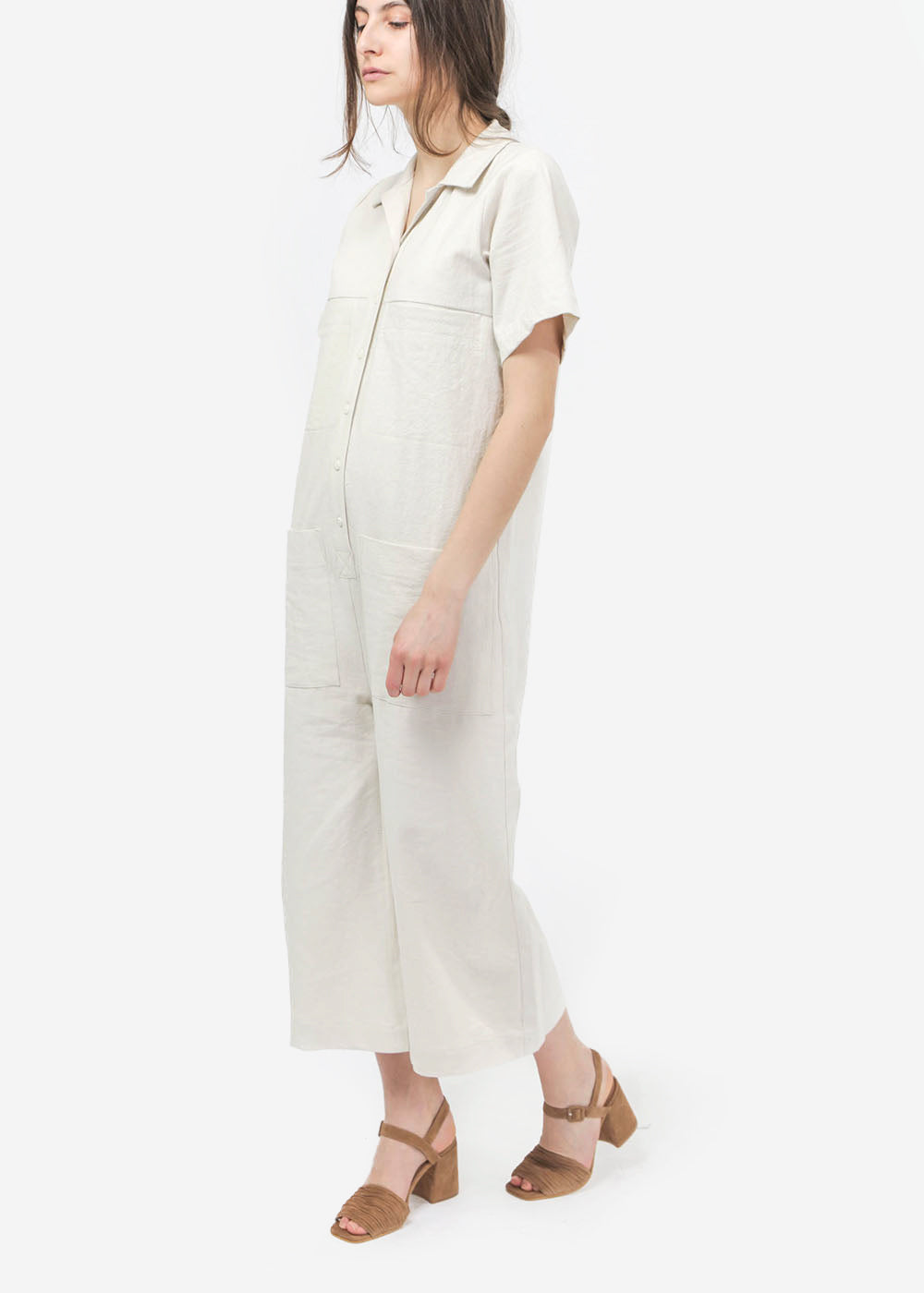 Ilana Kohn Clay Mabel Coverall — New Classics Studios