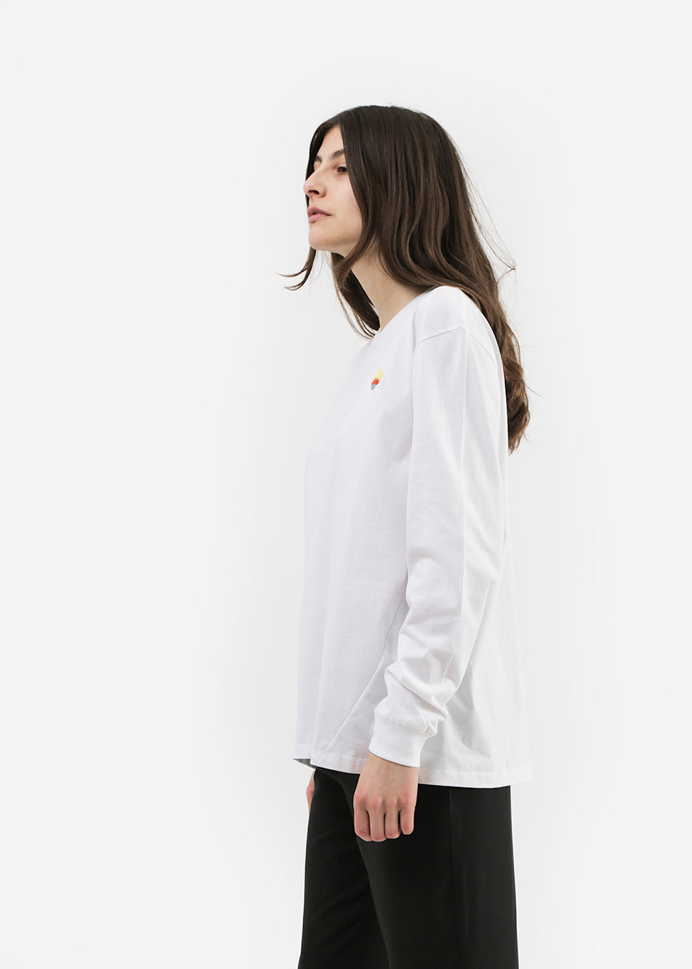 Kowtow Building Block Boyfriend Top — Shop sustainable fashion and slow fashion at New Classics Studios