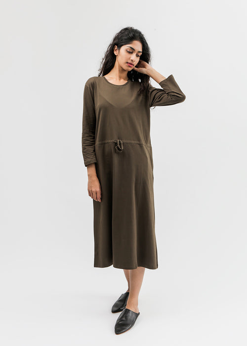 Kowtow Building Block Lounge Dress — New Classics Studios