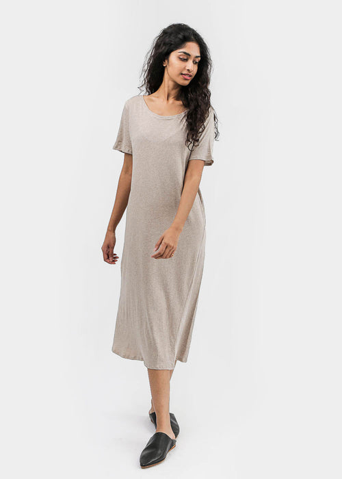 Kowtow Building Block Tee Shirt Dress — New Classics Studios