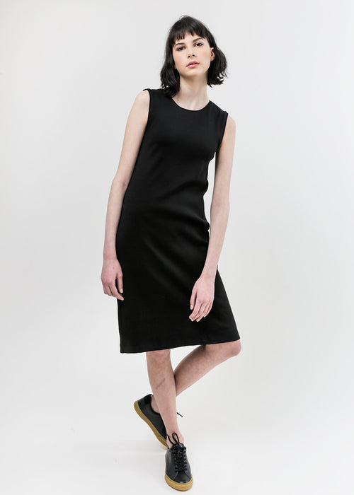 Kowtow Building Block Rib Tank Dress — New Classics Studios