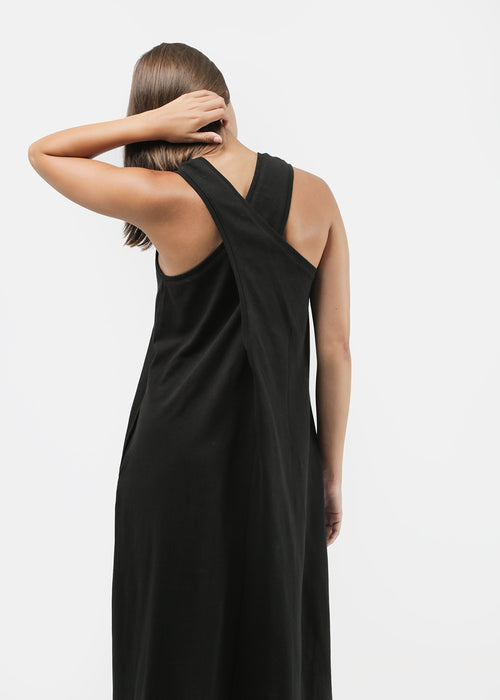 Building Block Twist Back Dress