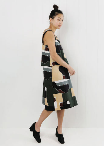 Shifting View Dress