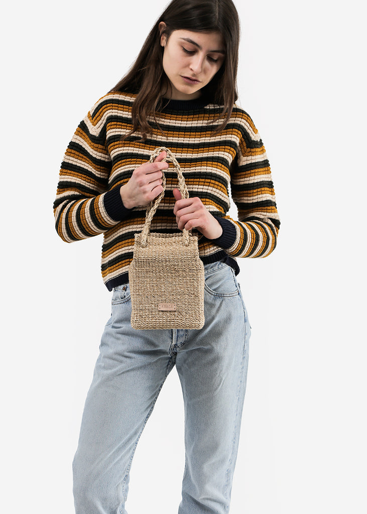 Kowtow Escape Crew Sweater — Shop sustainable fashion and slow fashion at New Classics Studios