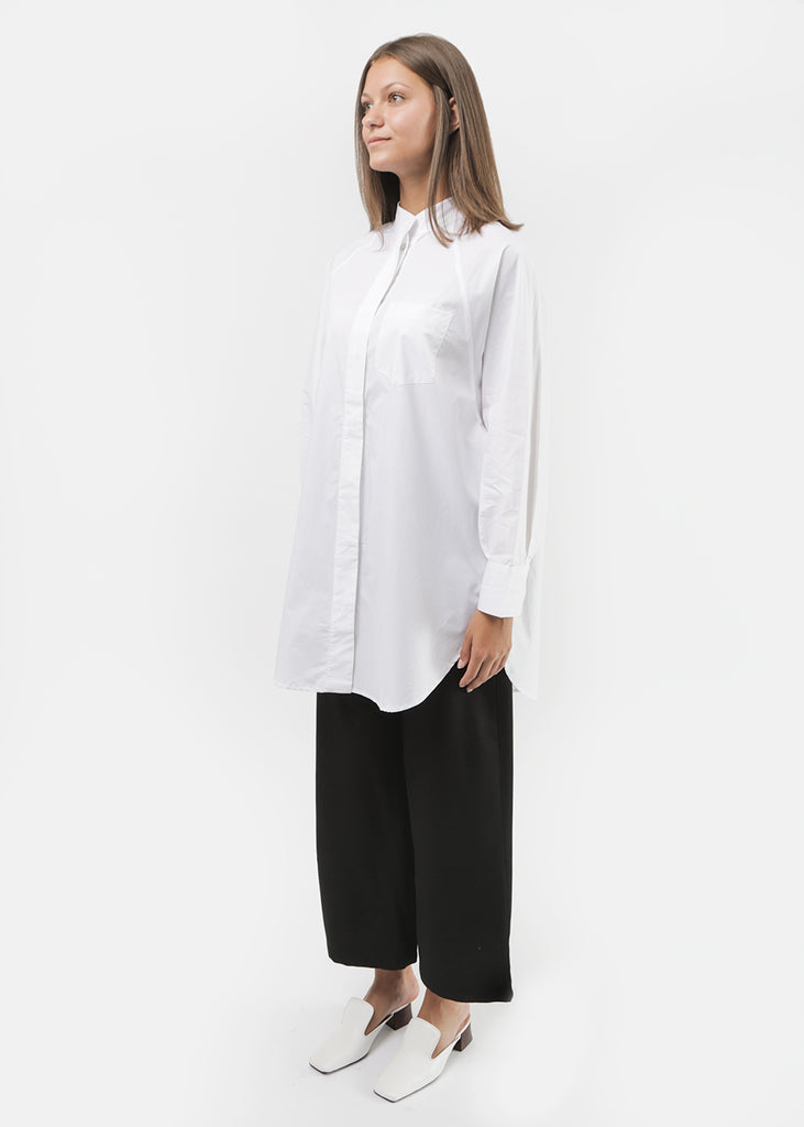 Kowtow Just Love Shirt — Shop sustainable fashion and slow fashion at New Classics Studios